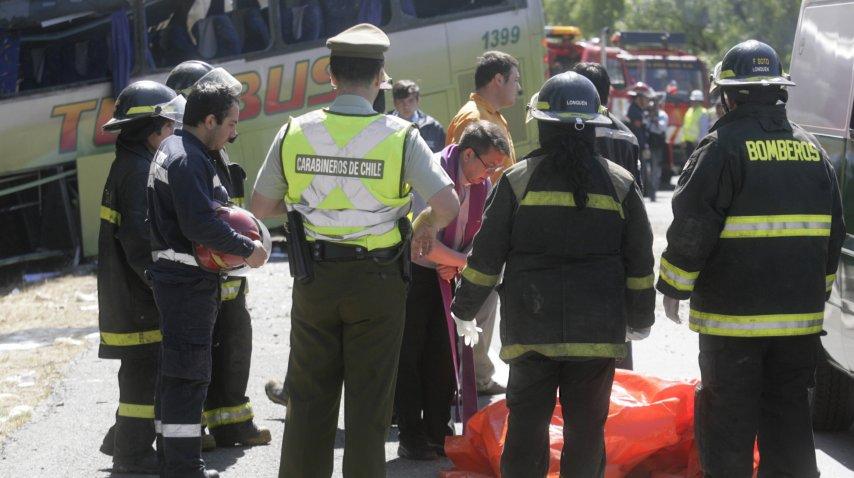 En octubre de 2010, 6 personas murieron y 37 resultaron heridas