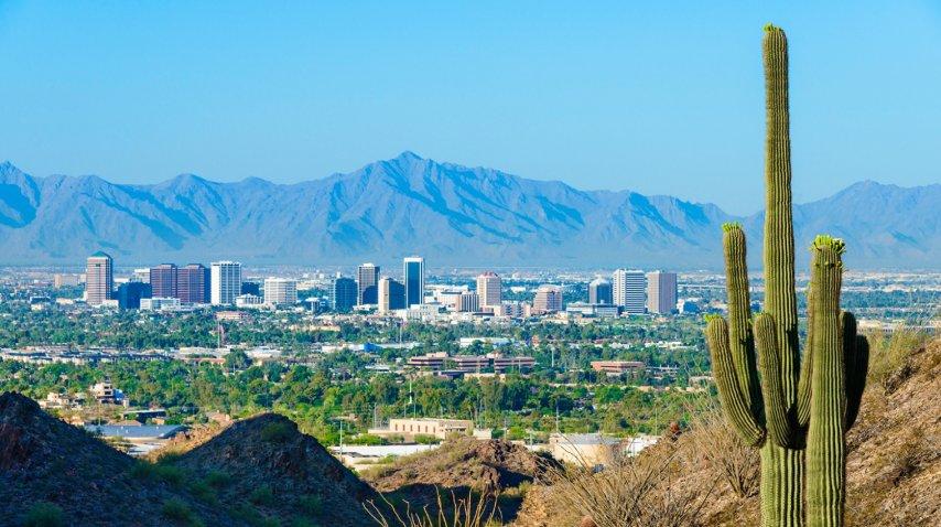 Phoenix, un gran destino en el desierto<br>