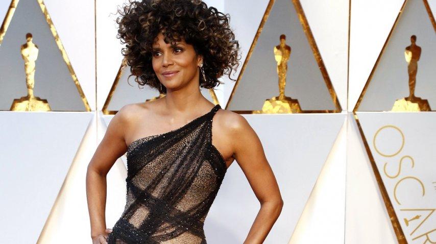 Halle Berry en los Oscar