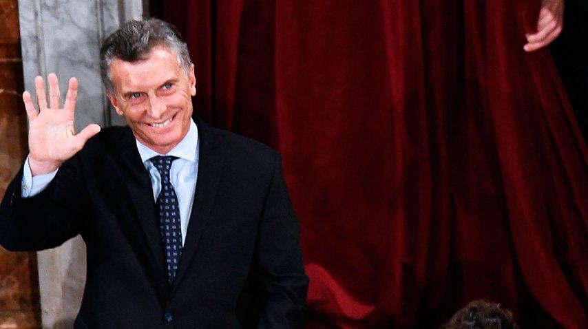 Las frases más destacadas de Macri en el Congreso<br>