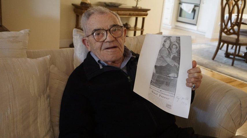 Sobreviviente del holocausto convive con una descendiente de nazis