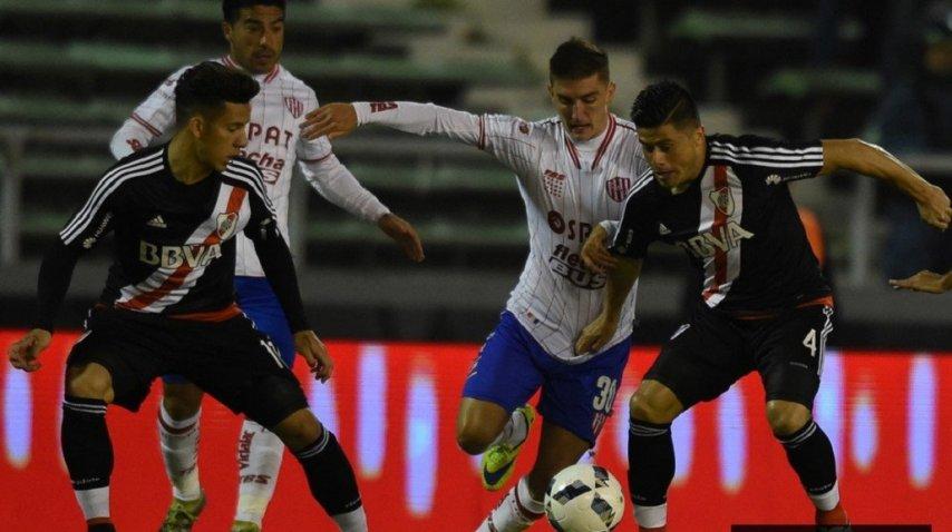 River jugará ante Unión en el Monumental<br>