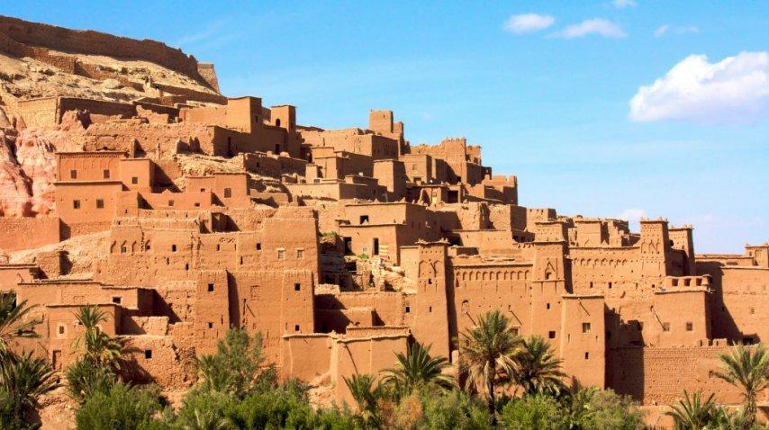 Ait Benhaddou, Marruecos, se convirtió en Astapor<br>