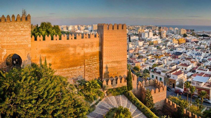 Almería se convirtió en Meereen, Dorne y el mar Dothraki<br>