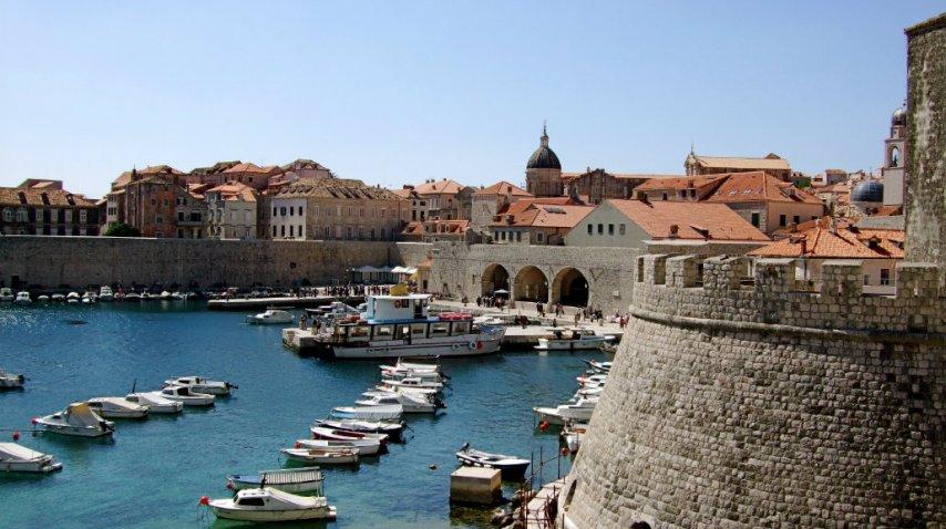 Dubrovnik, en Croacia, es Desembarco del Rey<br>