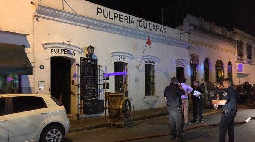 Explotó un barril de cerveza artesanal y hay dos heridos<br>