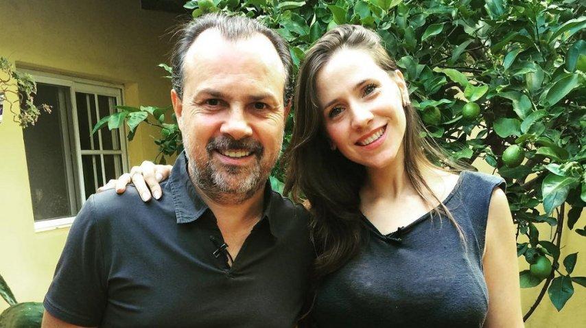 Gustavo Sylvestre y Julieta Camaño<br>