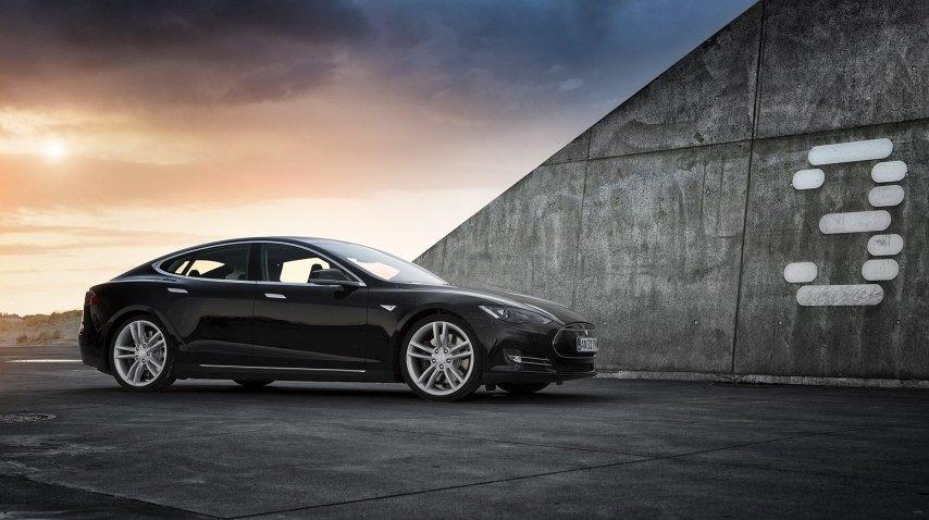 El Model 3 y su imponente diseño<br>