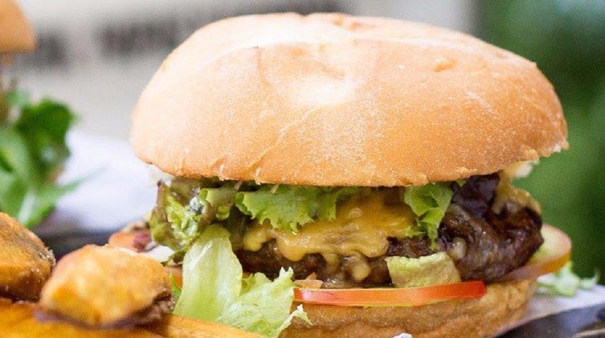 La hamburguesa Messi<br>