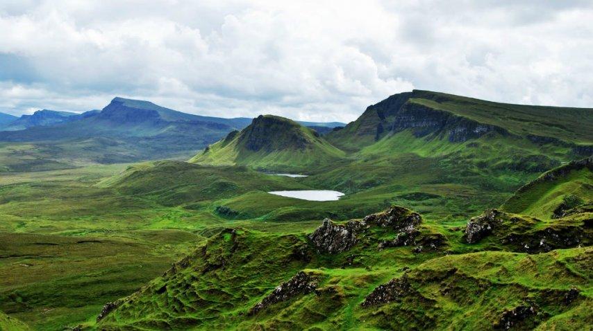 Un buen año para visitar las tierras altas de Escocia<br>