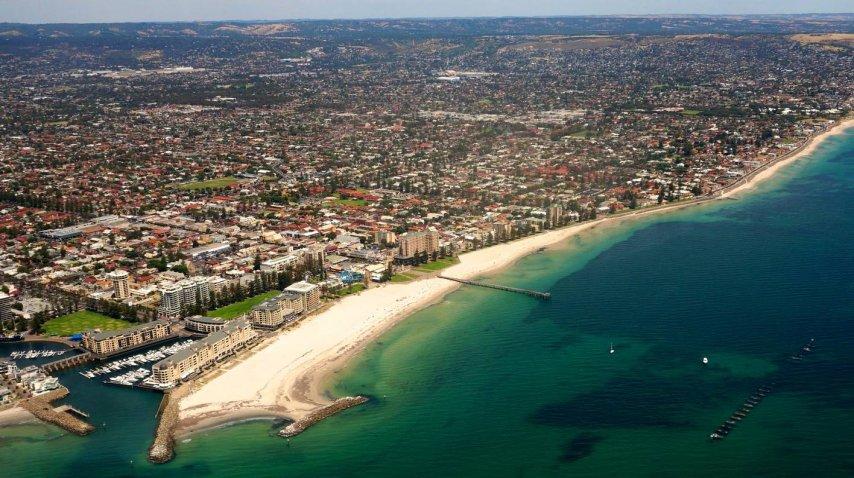 Adelaida, Australia<br>