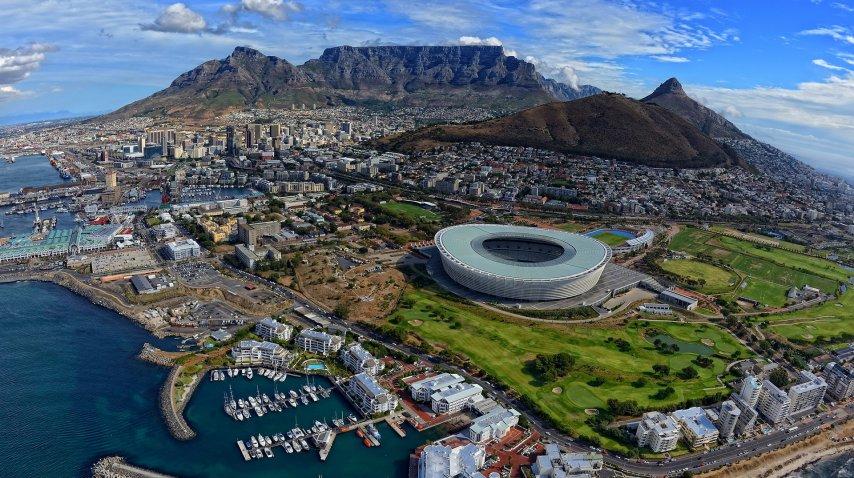 Ciudad del Cabo, Sudáfrica<br>