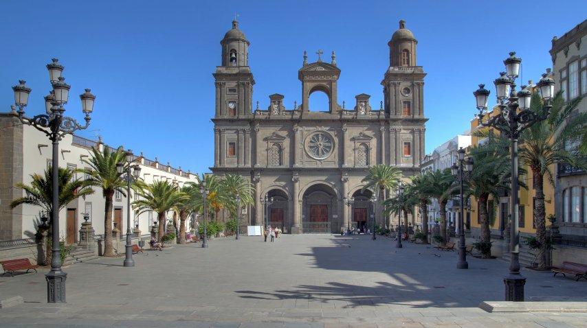 Las Palmas de Gran Canaria, España<br>