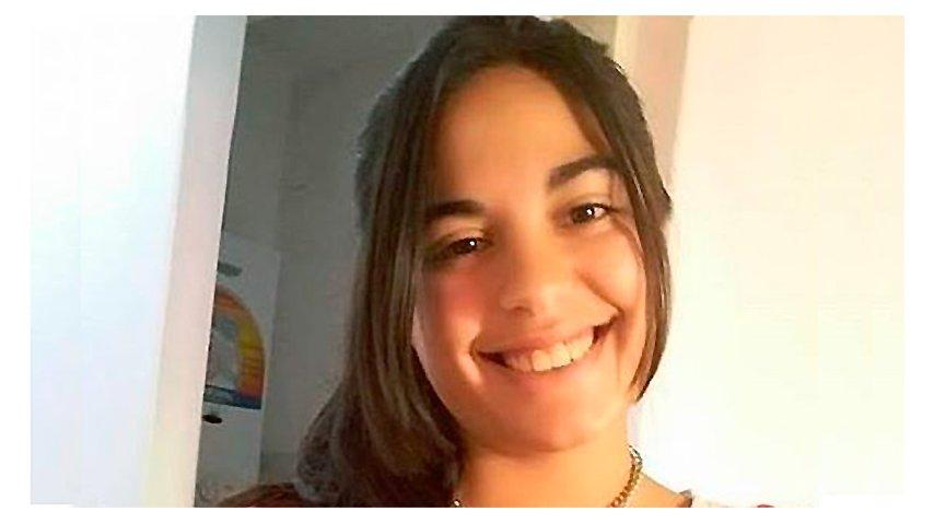 Micaela García, la joven a la que buscan intensamente