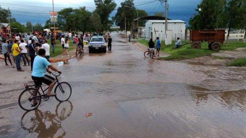 Darán subsidios a las familias afectadas por las inundaciones