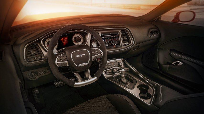 El nuevo Dodge Challenger SRT Demon 2018