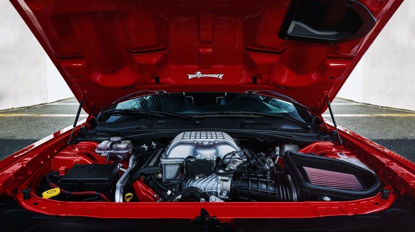 El nuevo Dodge Challenger SRT Demon 2018<br>
