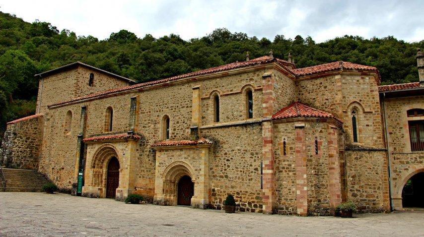 El monasterio de Santo Toribio