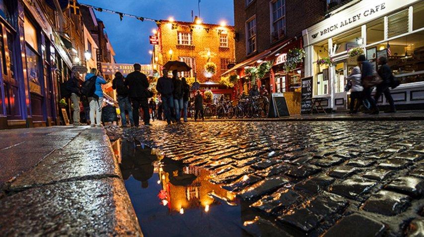 Dublín, Irlanda