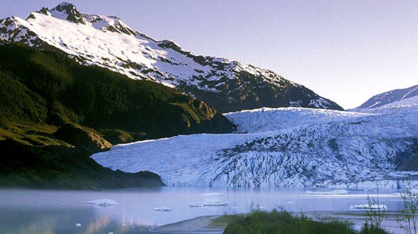 Mendenhall de Juneau, Alaska