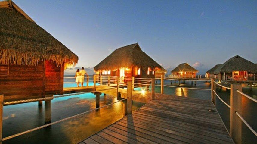 Moorea Pearl Resort & Spa, Polinesia francesa