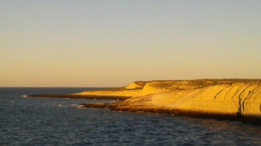 Madryn ofrece paisajes maravillosos<br>