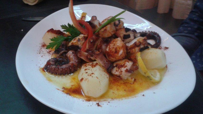 Mariscos, el plato fuerte de Madryn<br>