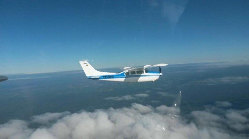 <p>Detectaron un vuelo narco rumbo que iba rumbo a Bolivia</p><p></p>