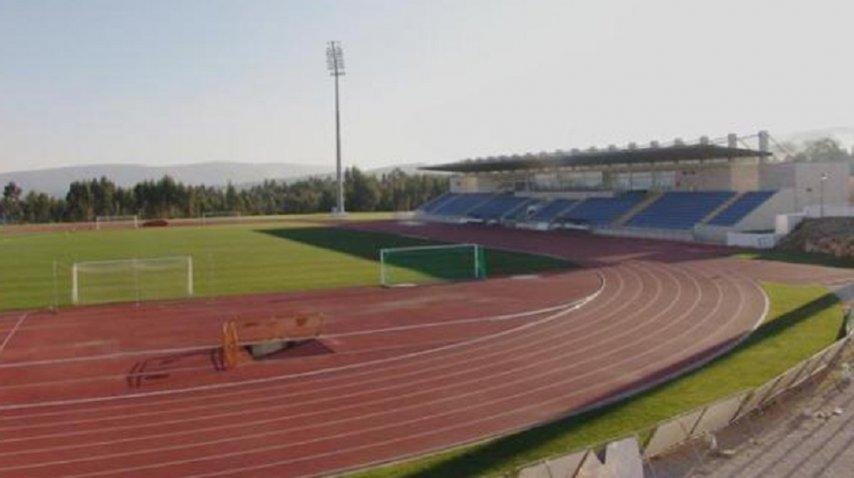 <p>El estadio Municipal de Fátima, Portugal<br></p>