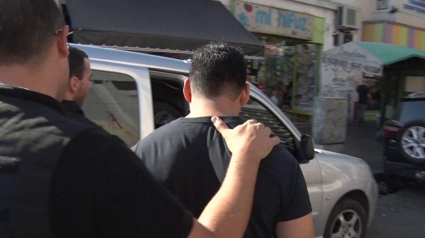 Dos personas fueron detenidas