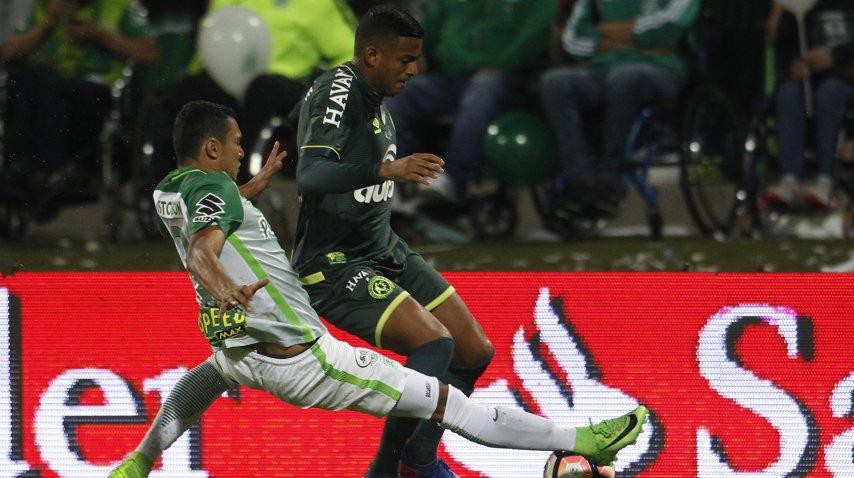 Atlético Nacional se quedó con la Recopa Sudamericana al vencer a Chapecoense<br>