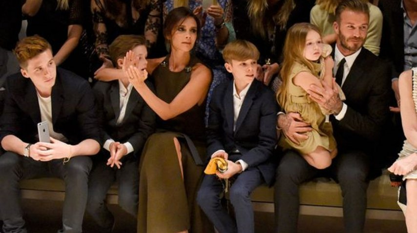 El extravagante regalo de 9 millones de David a Victoria Beckham