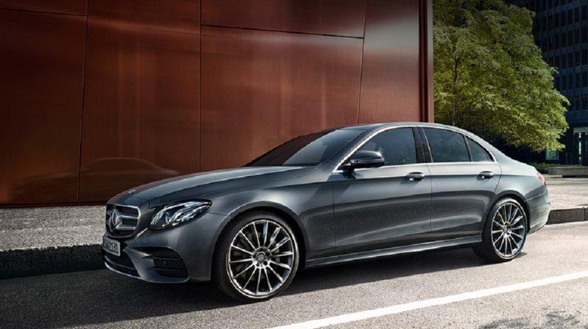 Mercedes Benz Clase E - Crédito: www.mercedes-benz.es