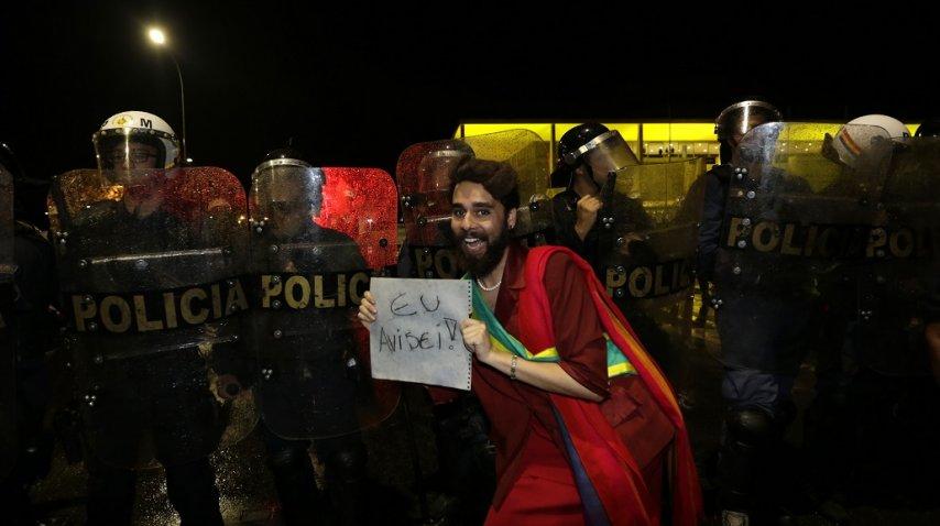 Brasil cancela cita parlamentaria sobre Venezuela por la situación de Temer