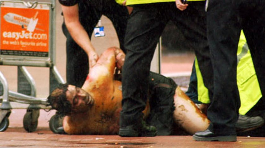 Kafeel Ahmed murió tras perpetrar el atentado del 28 de junio de 2007<b><br></b>
