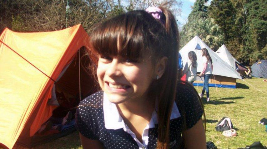 Candela tenía 11 años cuando fue asesinada