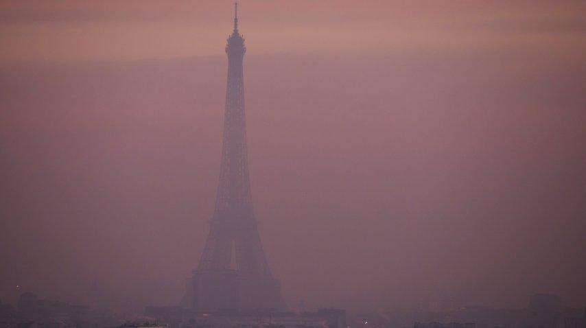 París bajo los efectos del calentamiento global<br>