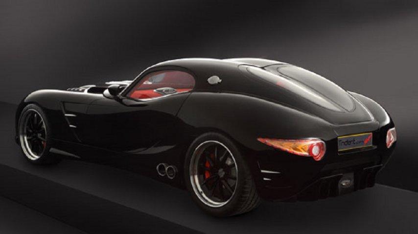 Trident Iceni Magna, el diesel más rápido - Crédito: autobild.es