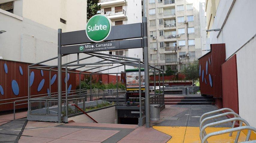 La estación Ministro Carranza de la línea B se convertirá en homenaje a Miguel Abuelo<br>