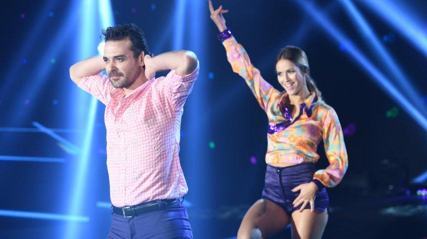 Pedro Alfonso y Flor Vigna