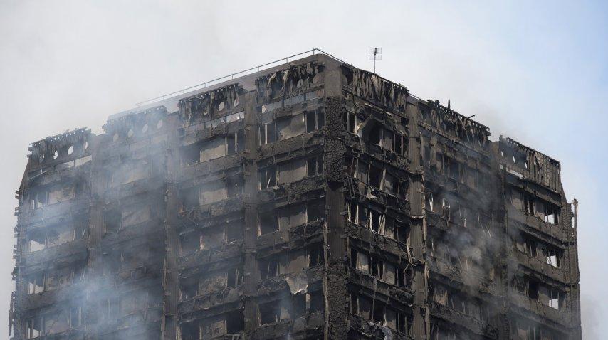Al menos seis personas murieron en el incendio<br>
