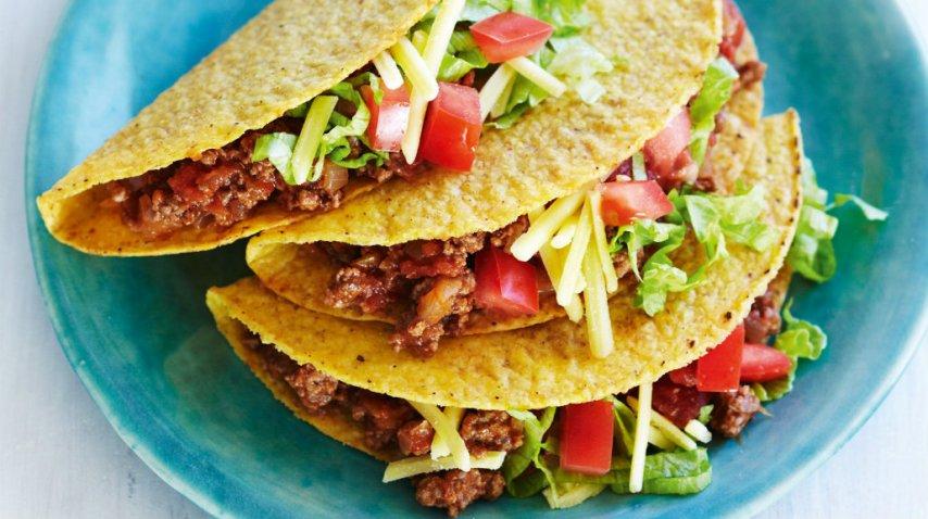 Tacos sin TACC, pero con todo el sabor<br>