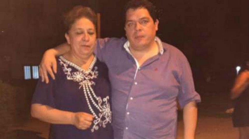 Santiago Zambrani y su mamá, son los únicos detenidos