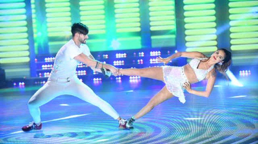 Silvina Luna y Leandro Nimo <br>