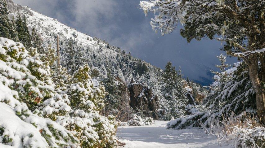 Todavía no arrancó la temporada alta y Bariloche ya se luce<br>