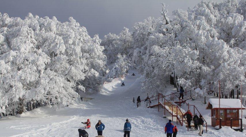 El Cerro Otto ya se prepara para la temporada alta 2017<br>