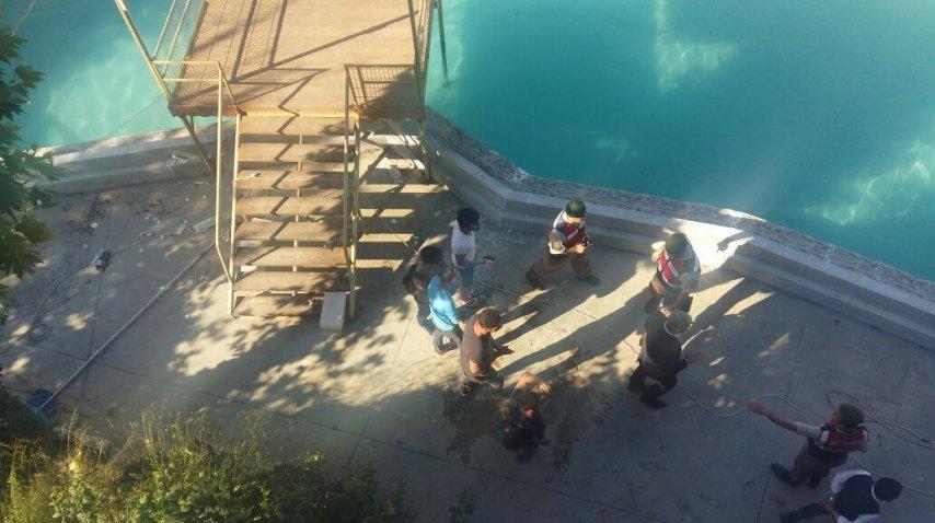 Mueren cinco personas en un parque acuático de Turquía<br>