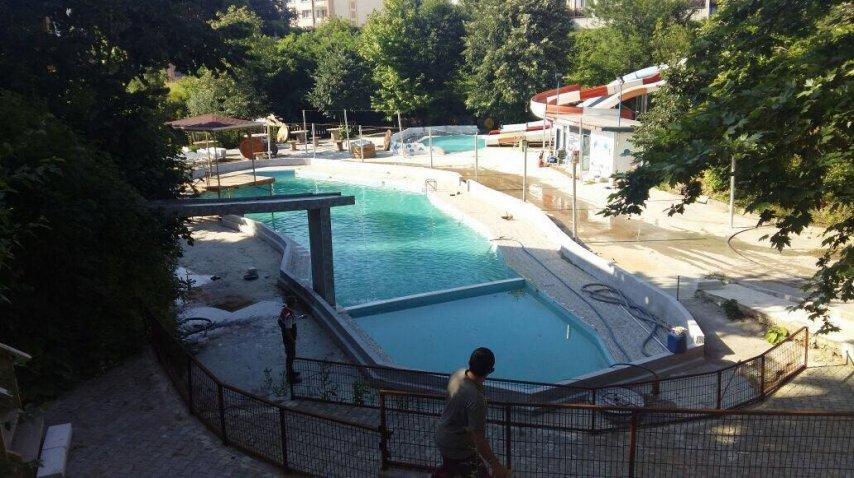 <p>Mueren cinco personas en un parque acuático de Turquía</p>