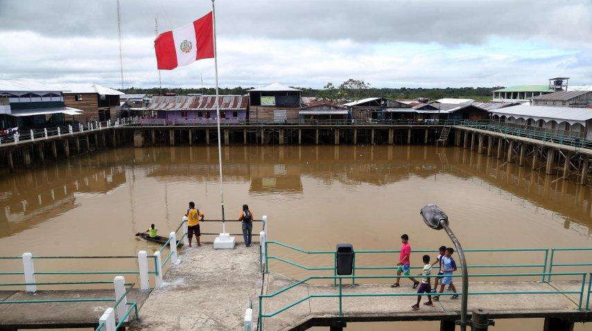 ¿Una nueva parada en la expedición por el Amazonas?<br>