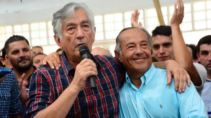 Los hermanos Rodríguez Saá<br>